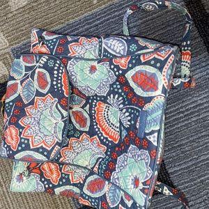 Super cute Vera Bradley floral backpack